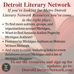 detroit literary network