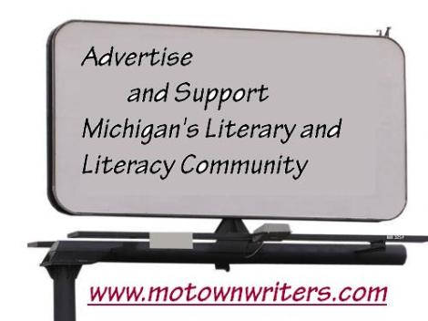 Thank you in advance for advertising and supporting the literary and literacy community!