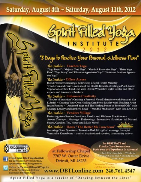 Spirit Filled Yoga Institute