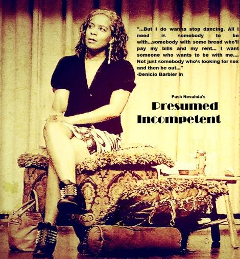 """Krishawn Peace as """"Denicio Barbier"""" in 'Presumed Incompetent'"""