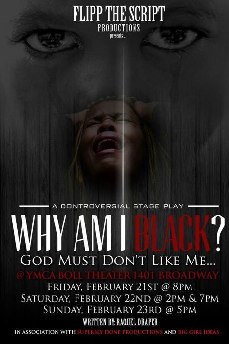 Why Am I Black_Flyer