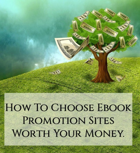 How To Choose Ebook Promotion Sites Worth Your Money.