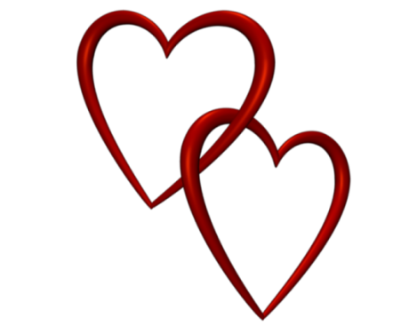 entangled-red-hearts-transparent-background