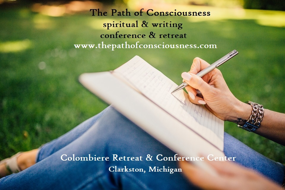 Register NOW for the Path of Consciousness Spiritual and Writing Retreat via @NamouWeam| Oct. 5-7, 2018