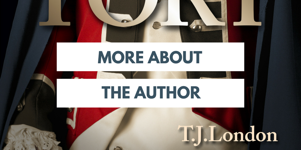 #MotownWriters August Author of the Month PART 2 INTERVIEW: Author Spotlight-T.J.London Historical Fiction writer | @TJLondonauthor #michiganwriters #writerslife