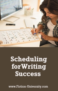 productivity, finding time to write