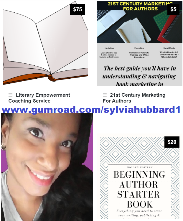 Ready to take your Writing, Publishing & Promotion to the next level? #MichiganWriters #MotownWriters #michlit Grab your copy of these Resources book while helping our network! #AuthorsSupportingAuthors