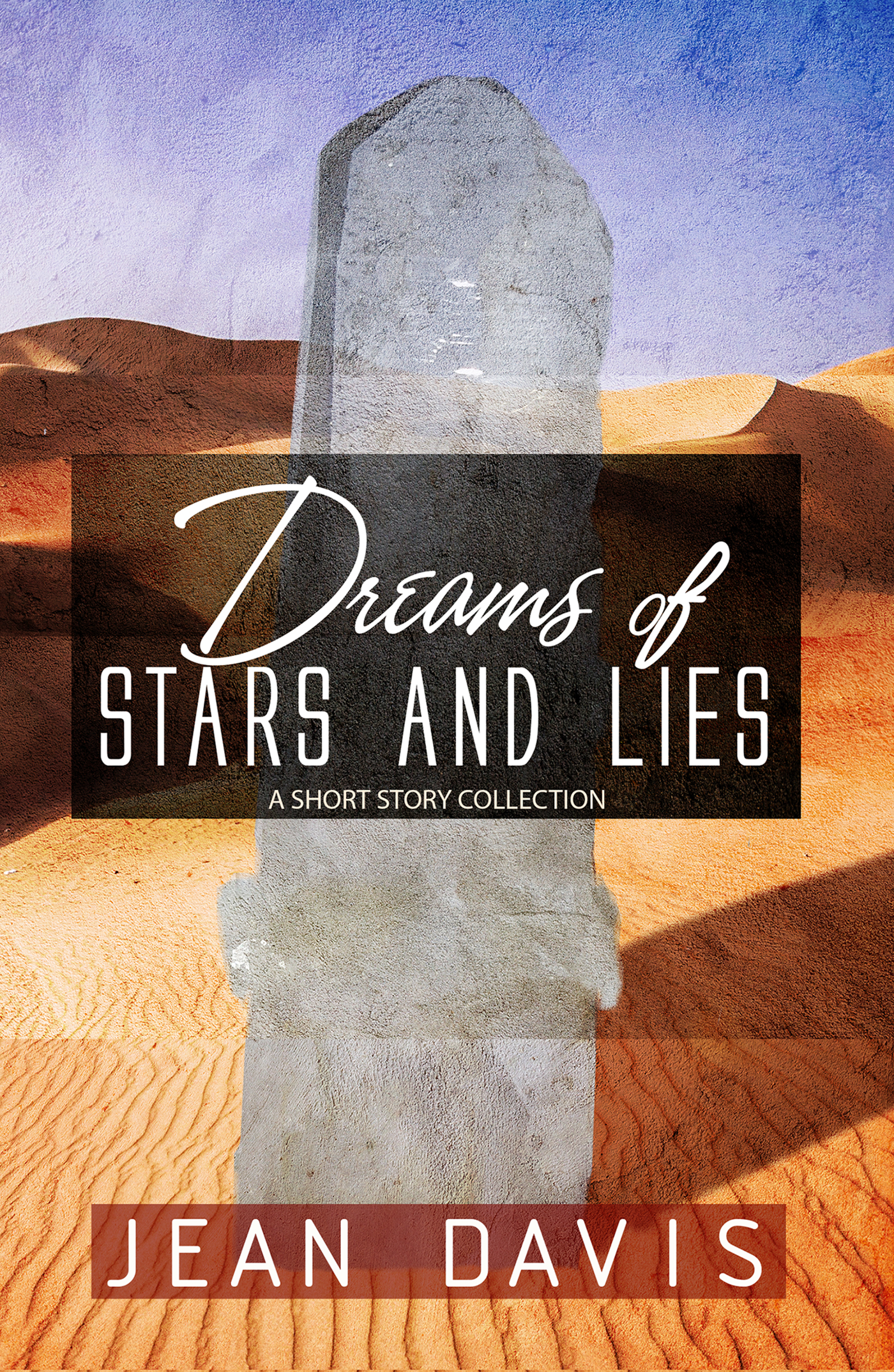 #MotownWriters New book release: Dreams of Stars and Lies is a collection of five short science fiction stories via @JeanDDavis