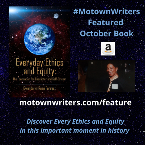 #MotownWriters Featured October Book