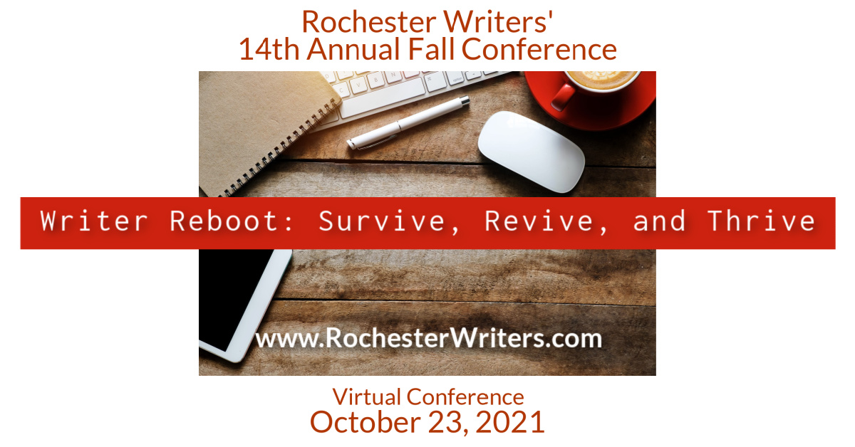Sign up for the #RochesterWriters Conference Oct23rd michlit #motownwriters #writersconference